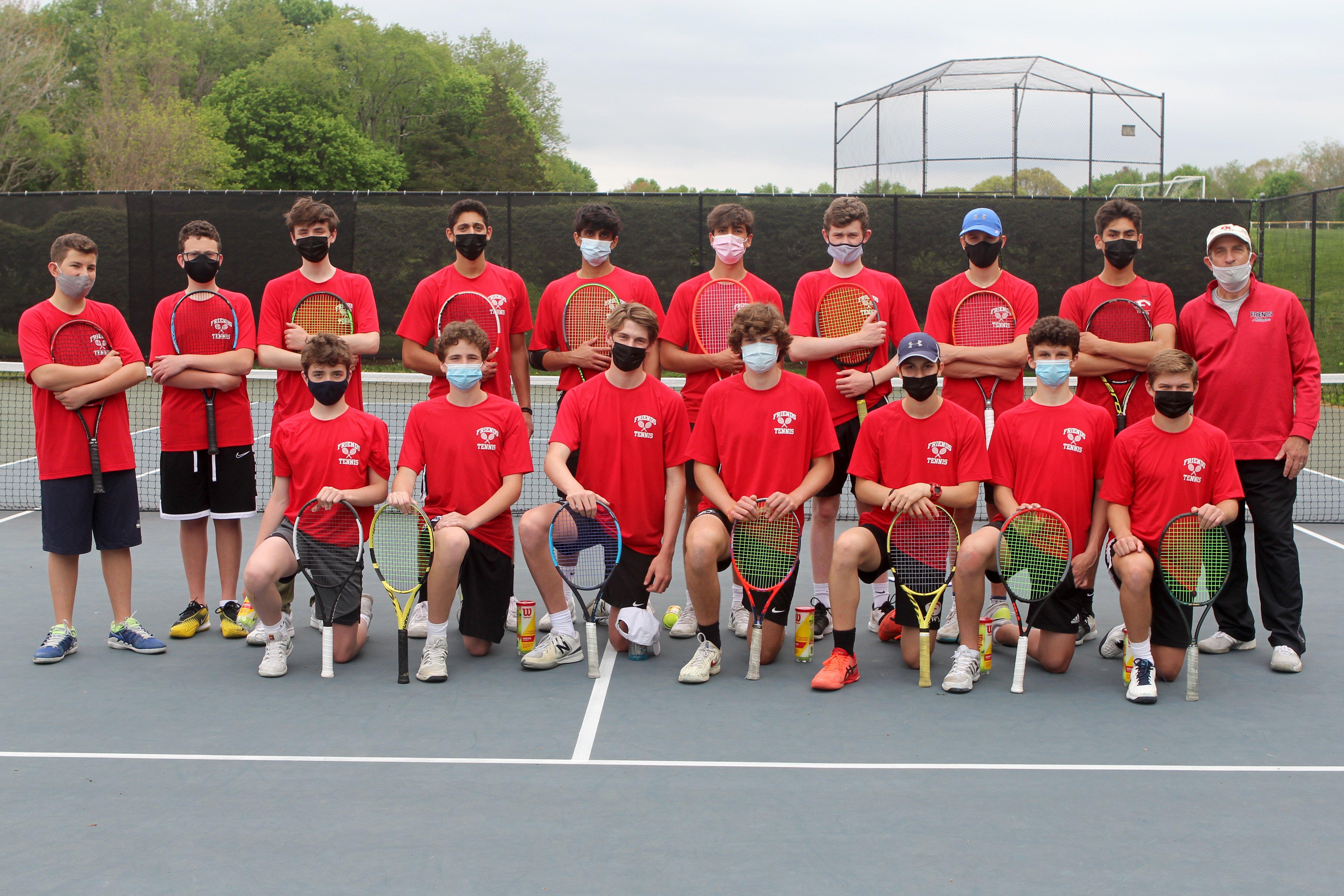 2021 Boys Tennis
