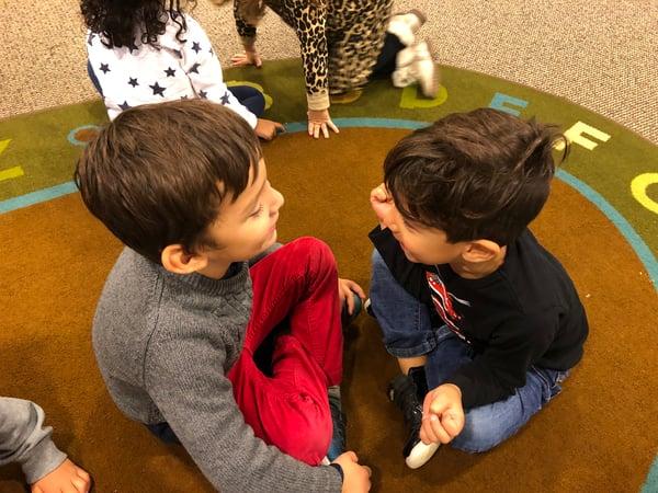 early-childhood-responsive-classroom