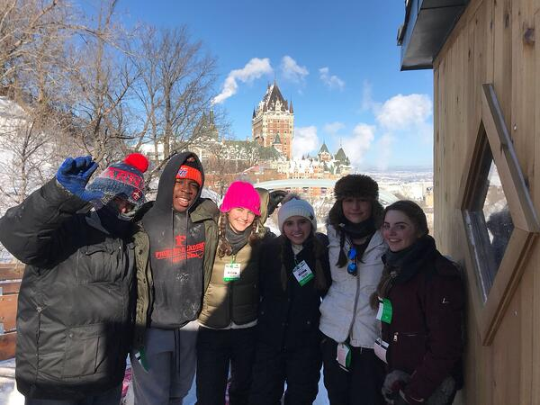 upper-school-french-students-quebec-trip