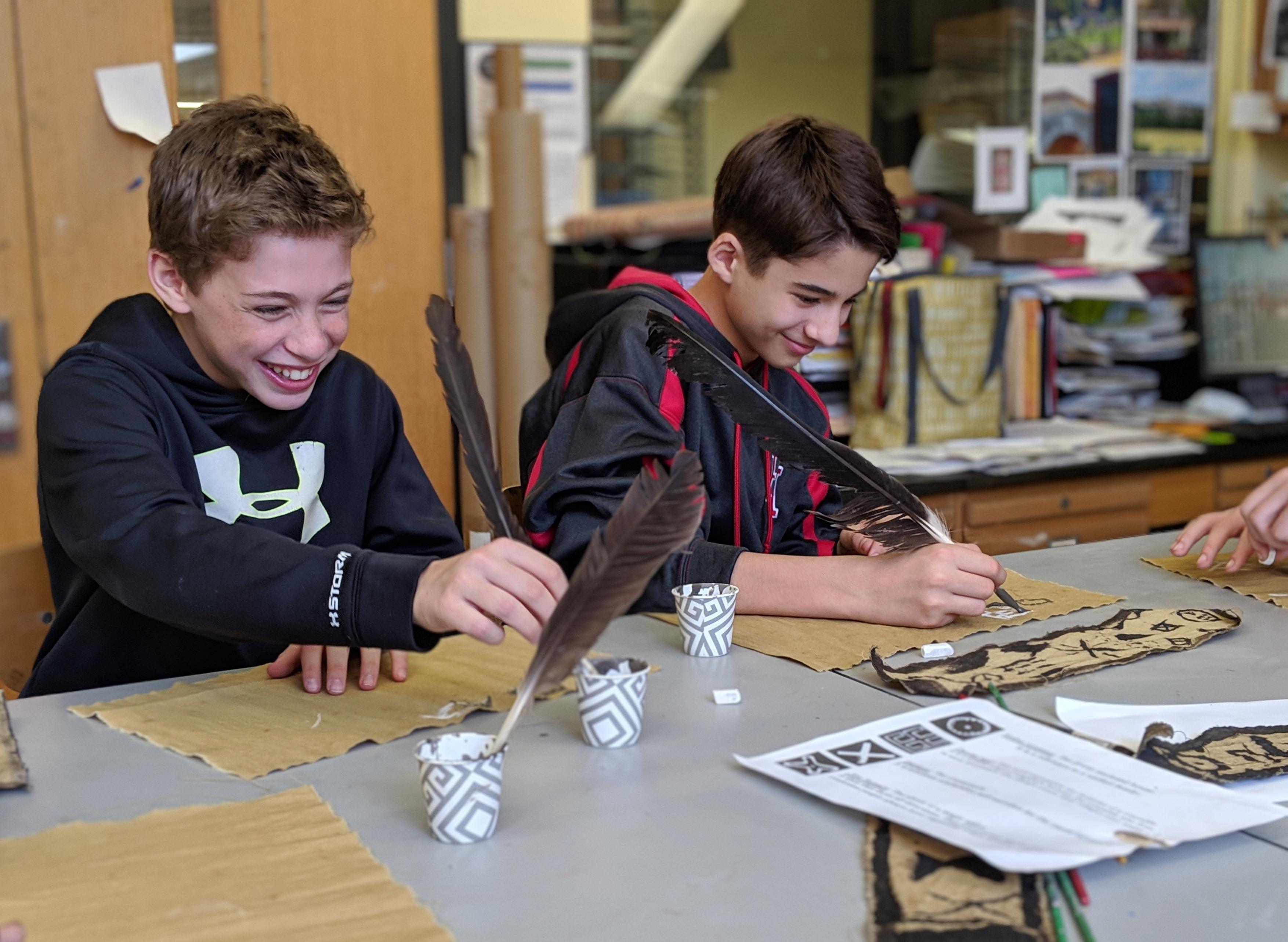middle-school-arts-week-boys-laughing-2