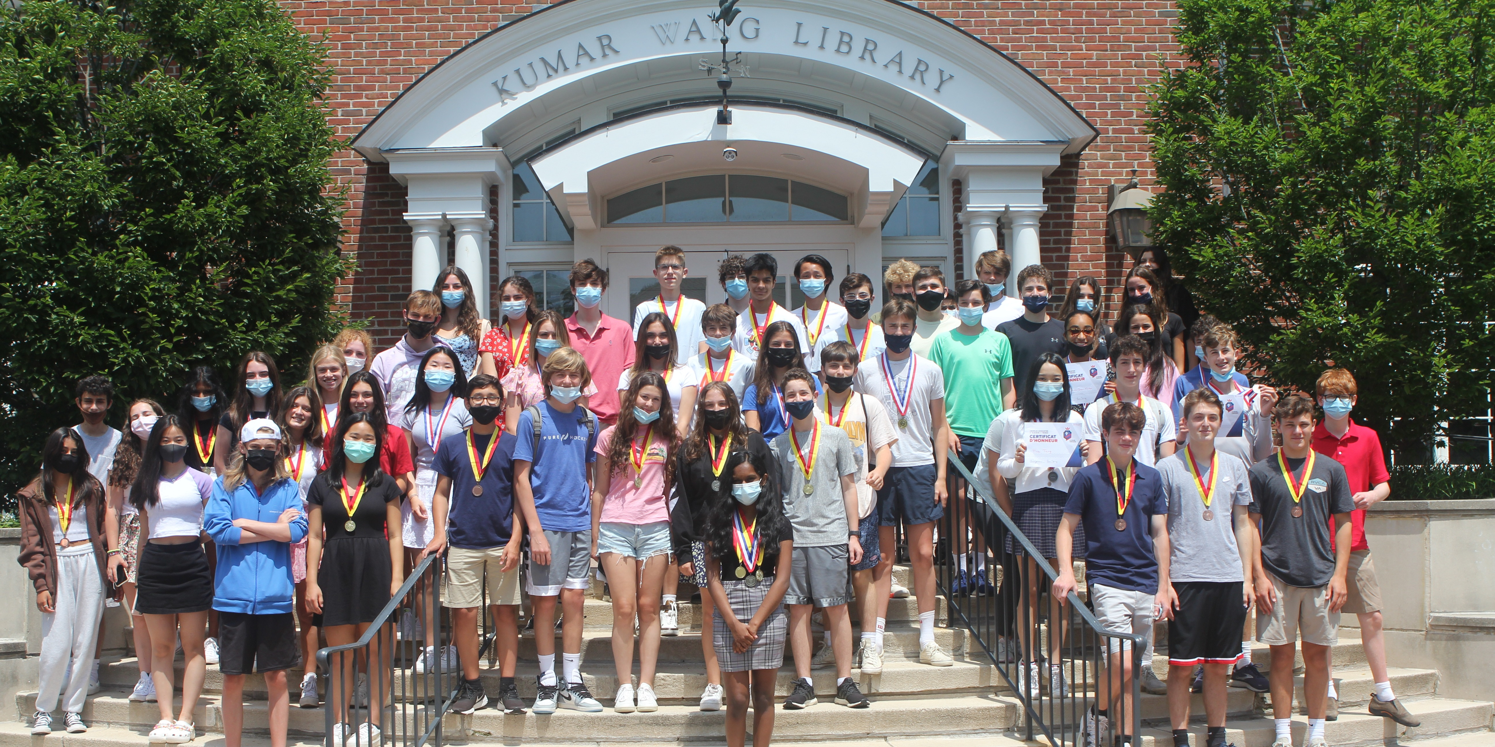 117 Friends Academy Students Earn National Language Exam Recognition-image