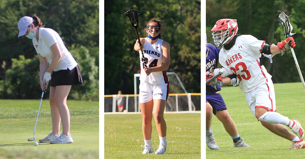Three Friends Academy Spring Student-Athletes Named to Newsday Top Lists-image