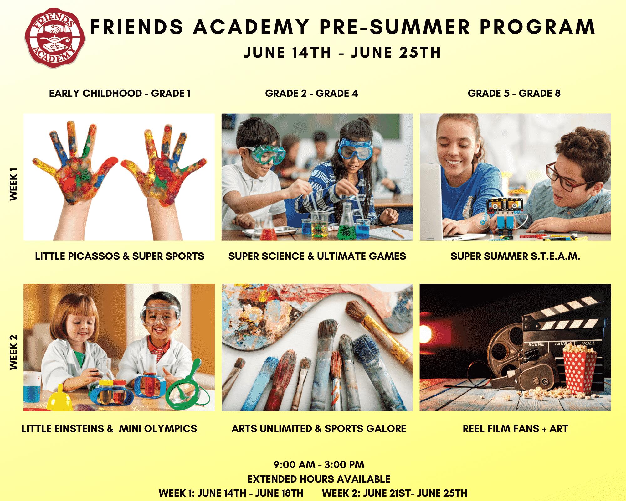 Pre-Summer Program 2021 Flyer-min