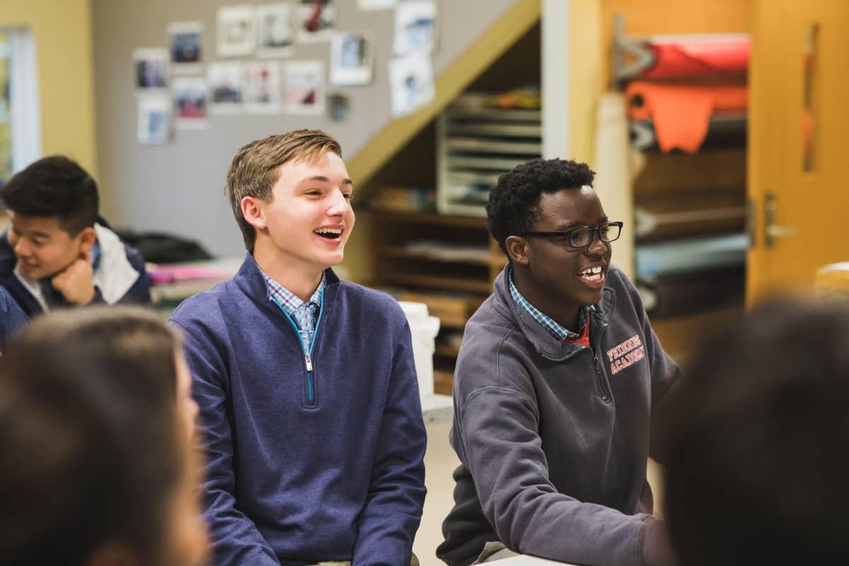 upper-school-boys-laughing